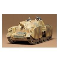 1/35 Dt.Sturmpanzer Brummbär Hersteller: Tamiya + 2 Figuren