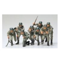 1/35 Dt. Sturmtrupp Hersteller: Tamiya 8 Figuren