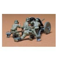1/35 Dt. Pak 3,7 35/36 Hersteller: Tamiya 4 Figuren