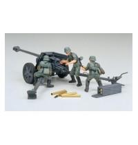1/35 Dt. Pak 7,5 40/L46 Hersteller: Tamiya 3 Figuren