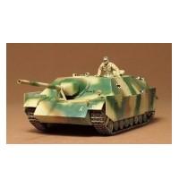 1/35 Jagdpanzer IV lang Hersteller: Tamiya + 1 Figur