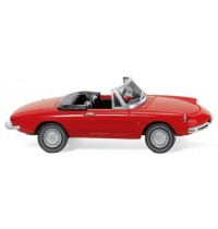 Wiking - Alfa Spider - rot