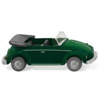 Wiking - VW Käfer Cabrio - yuccagrün metallic