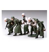 GER.INFANTRY WW2 WINTER (5) Hersteller: Tamiya