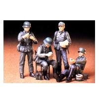 Tamiya - Soldaten In Ruhestellung (4