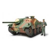 Tamiya - 1:35 Wwii Dt. 38t Jagdpanzer Hetzer