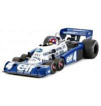 Tamiya - 1:20 Tyrell P34 Six Wheeler Monaco