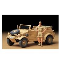 1/35 Kübelwagen Typ 82 Hersteller: Tamiya + 1 Figur