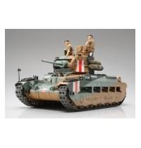 Tamiya - 1:35 Wwii Brit. Pz. Matilda Mk.iii/