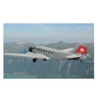 """Italeri - 1:72 Junkers Ju-52 3/m """"tante Ju"""" Lh"""