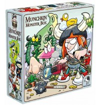 Pegasus - Munchkin Monsterbox Cover 2, McGinty