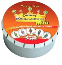 Amigo Spiele - Königs-Rommé mini