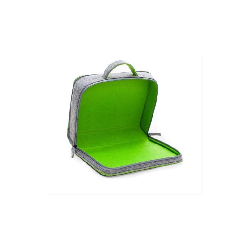 Tegu - Reisekoffer, leer