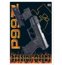 25er Pistole P99 Lampe 21cm,