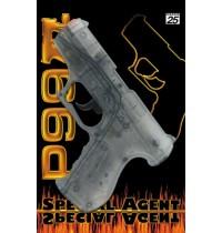25er Pistole Special Agent P9
