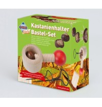 Kastanien Halter plus Bohrer