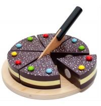 Schokoladentorte z.schneiden