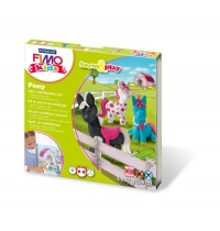 FIMO kids form & play Pony