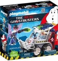 Playmobil® 9386 - Ghostbusters - Spengler mit Käfigfahrzeug