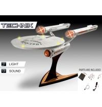 USS Enterprise NCC-1701- Tech