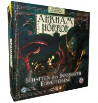 Arkham H.: Schatten über Inns Arkham Horror - Schatten über Innsmouth (Erw.)
