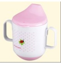 Trinkbecher Babyglück, rosa