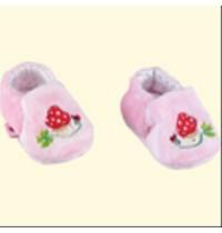 Babyschuhe Babyglück, rosa (o