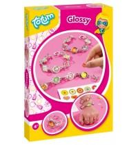 Glossy Gliederarmbänder gesta