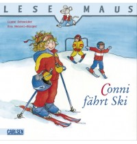 LM 22 Conni fährt Ski