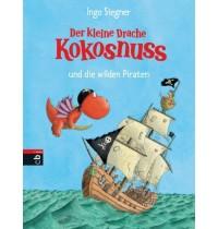 B Bd.9-Und die wilden Piraten Der kleine Drache Kokosnuss