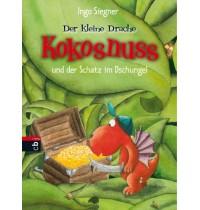 B Bd.11  - Und der Schatz im Dschungel - Der kleine Drache Kokosnuss