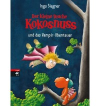 B Bd.12 - Und das Vampir Abenteuer - De kleine Drache Kokosnuss