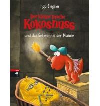 B Bd.13-Das Geheimnis d.Mumie Der kleine Drache Kokosnuss
