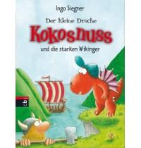 B Bd.14-Und die starken Wikinger - Der kleine Drache Kokosnuss