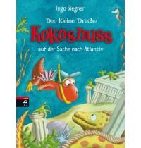 B Bd.15 - Auf der Suche nach Atlantis - Der kleine Drache Kokosnuss