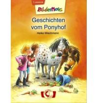 B Geschichten vom Ponyhof Loewe Bildermaus
