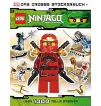 Lego Ninjago D.große Stickerb