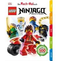 Das Mach-Malbuch - LEGO Ninja
