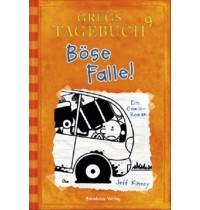 B Bd.9-Böse Falle Gregs Tagebuch