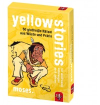 Black Stories Junior: Yellow Black Stories Junior: Yellow Stories