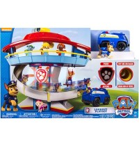 Spin Master - Paw Patrol - Lookout - Paw Patrol Head Quarter Spielset