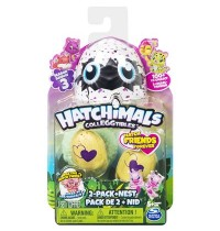 Spin Master - EGG Hatchimals Colleggtibles S3 2 Pack plus Nest