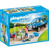 Playmobil® 9278 - City Life - Mobiler Hundesalon