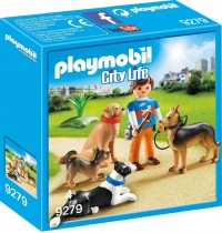 Playmobil® 9279 - City Life - Hundetrainer