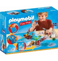 Playmobil® 9328 - Play Map - Piraten