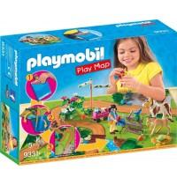 Playmobil® 9331 - Play Map - Ponyausflug