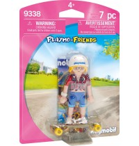 Playmobil® 9338 - Playmo-Friends - Teenie mit Longboard