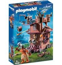 Playmobil® 9340 - Knights - Zwergenangriff - Mobile Zwergenfestung