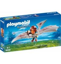 Playmobil® 9342 - Knights - Zwergenangriff - Zwergenflugmaschine