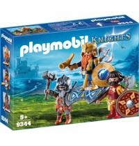 Playmobil® 9344 - Knights - Zwergenangriff - Zwergenkönig